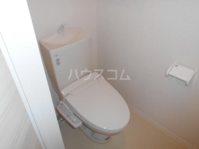 セントリビエ戸塚 201号室のトイレ