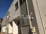 Altamoda横濱 202号室のエントランス