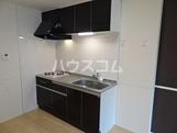 Altamoda横濱 202号室のキッチン