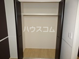 Altamoda横濱 202号室の収納