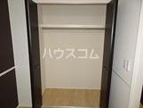 Altamoda横濱 203号室の収納