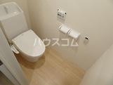 Altamoda横濱 203号室のトイレ