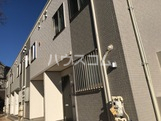 Altamoda横濱 203号室のエントランス