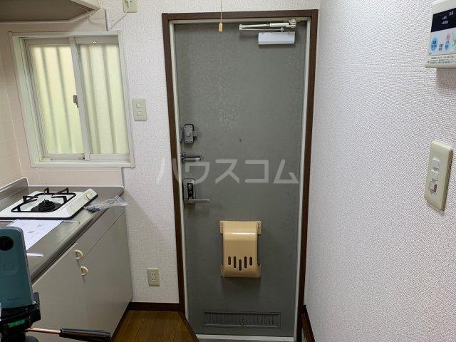 サニーコート伊藤 1-D号室の玄関