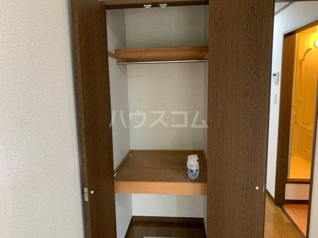 サニーコート伊藤 1-D号室の収納