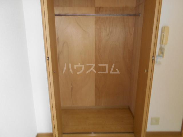 イーストヒル美濃 205号室の収納