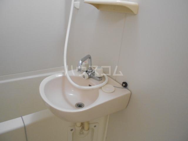 イーストヒル美濃 205号室の洗面所