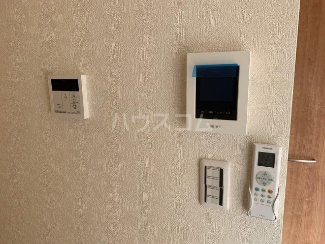 ファインホース白百合 107号室のセキュリティ