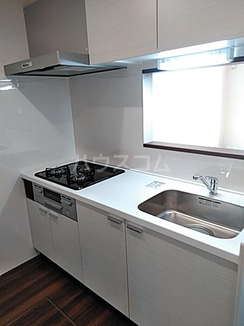 FRESCA 弥生台B 103号室のキッチン