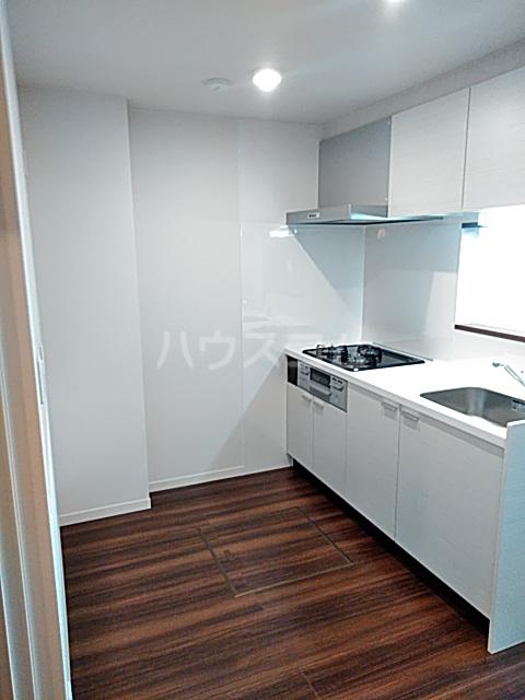 FRESCA 弥生台B 105号室のキッチン