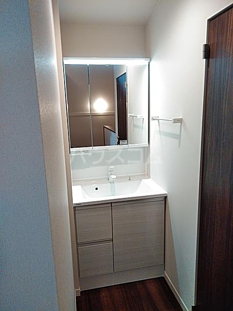 FRESCA 弥生台B 205号室の洗面所