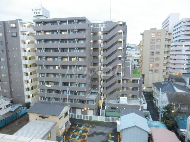 BANDOBASHI KNOTS 803号室の景色