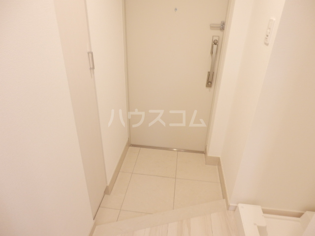 BANDOBASHI KNOTS 803号室の玄関