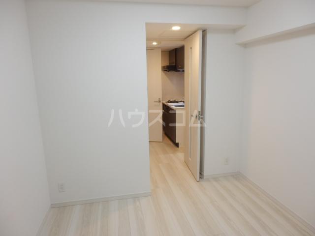 BANDOBASHI KNOTS 803号室のベッドルーム