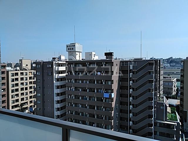BANDOBASHI KNOTS 1102号室の景色