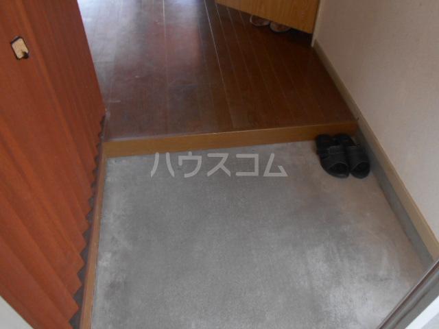 ニューサンシャインホリコシ 102号室の玄関