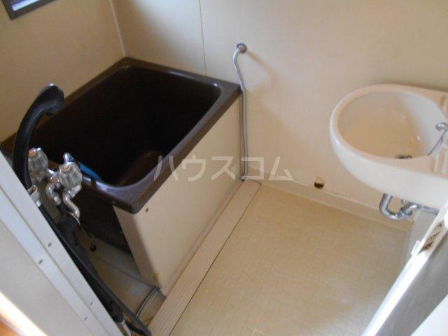 パナハイツヤマキA 202号室の風呂