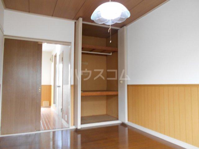 パナハイツヤマキA 202号室の収納