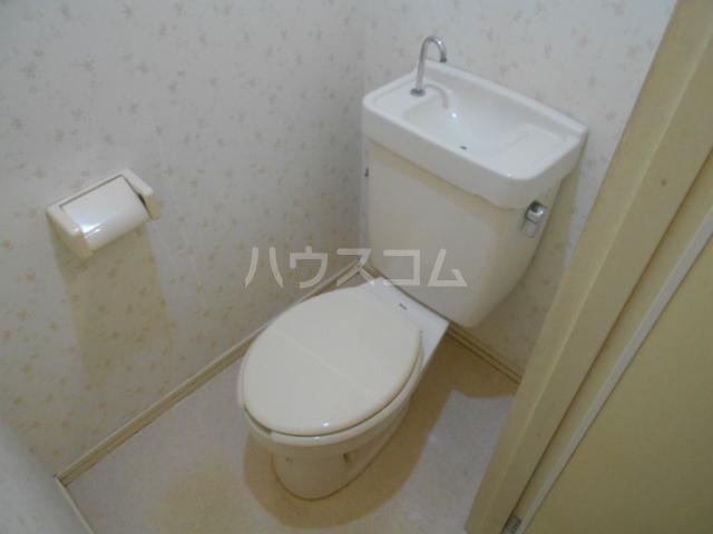 ファミール大島Ⅰ 105号室のトイレ