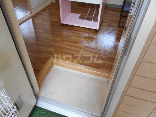 ファミール大島Ⅰ 105号室の玄関