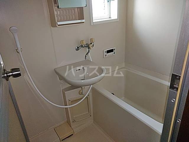 スカイコーポⅠ 202号室の風呂