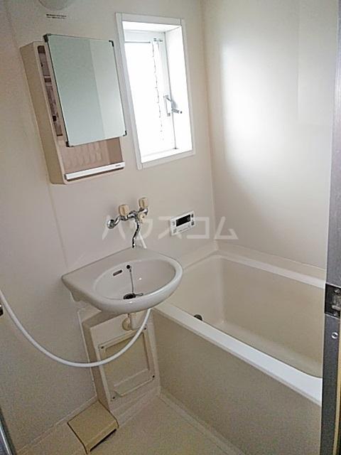 スカイコーポⅠ 202号室の洗面所
