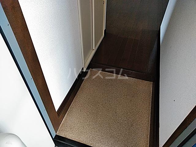 スカイコーポⅠ 202号室の玄関