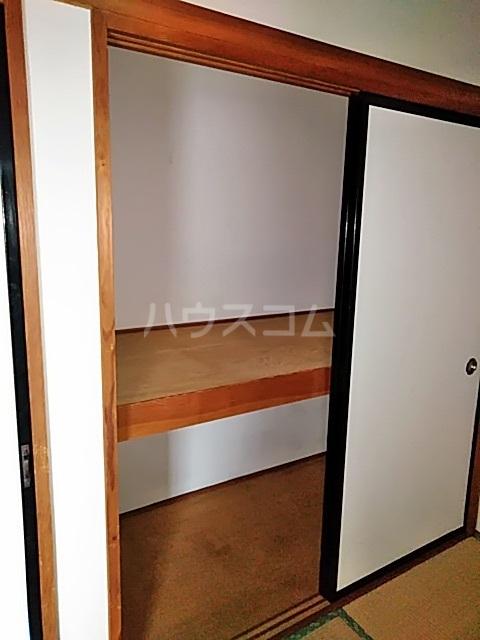 スカイコーポⅠ 202号室の収納