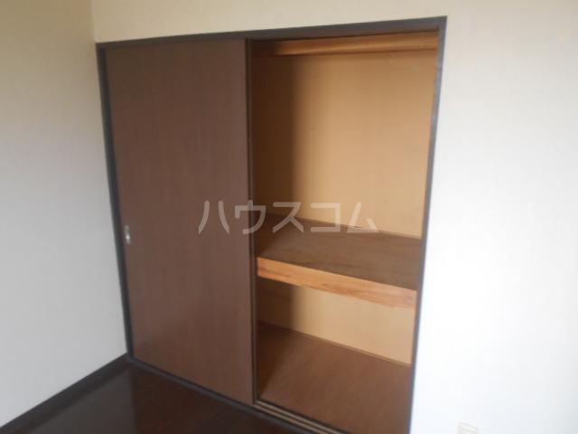メゾン東矢島 201号室の収納