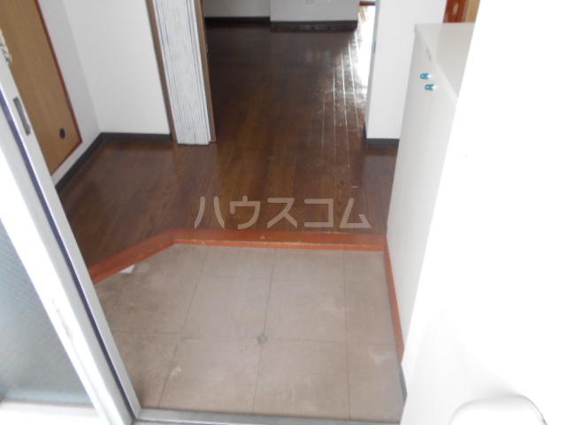 アーバン 105号室の玄関