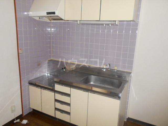 アーバン 105号室のキッチン