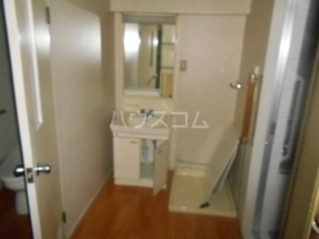 ラメゾン・キカクビル 304号室の洗面所
