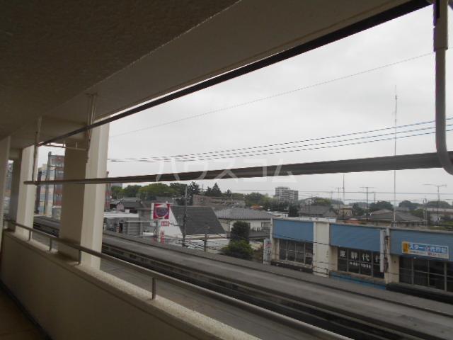 ラメゾン・キカクビル 1003号室の景色