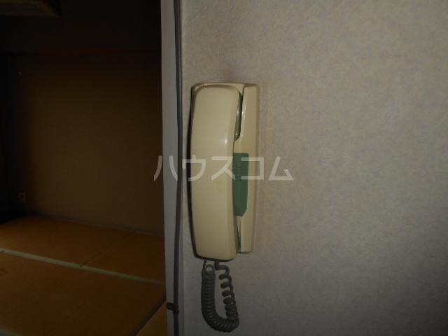 ラメゾン・キカクビル 1003号室のセキュリティ