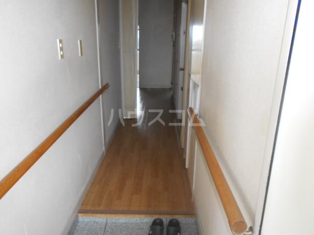 ラメゾン・キカクビル 1003号室のエントランス