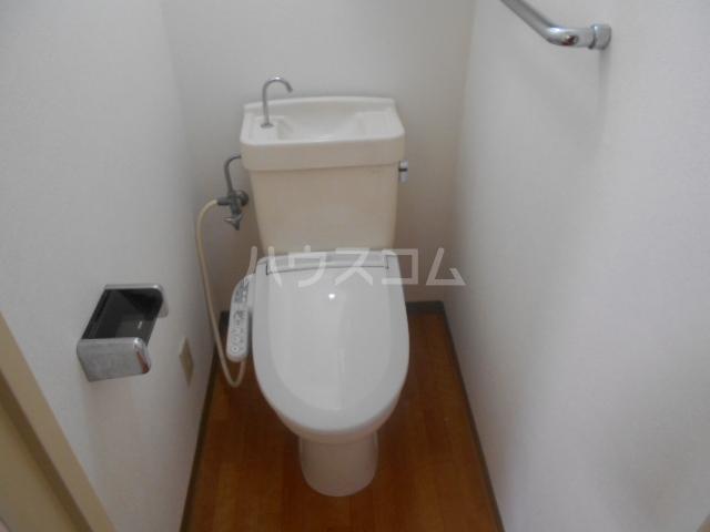 秀和レジデンス 202号室のトイレ