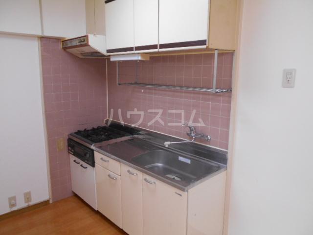 秀和レジデンス 202号室のキッチン