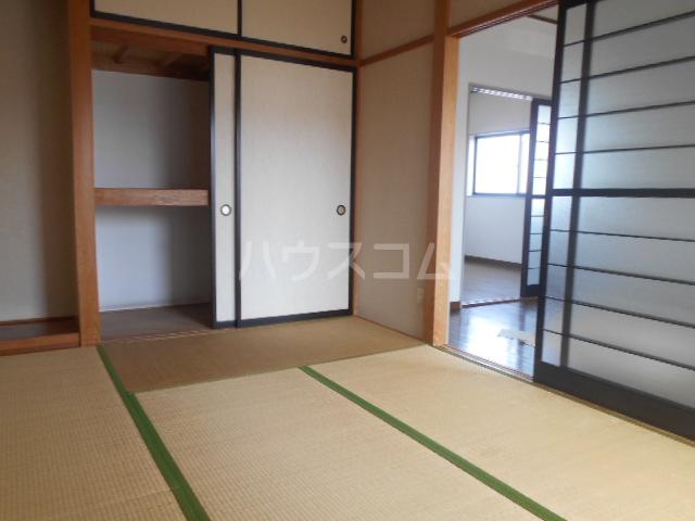 木村ハイツA 202号室の居室