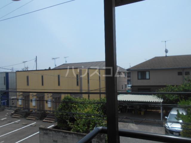 木村ハイツA 202号室の景色