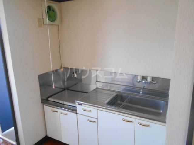 リヴハウス 202号室のキッチン