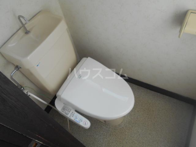 リヴハウス 202号室のトイレ