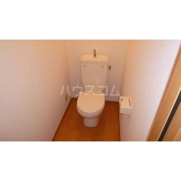 ハイツ・カトレア 202号室のトイレ