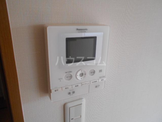 カーサルミエールB 202号室のセキュリティ