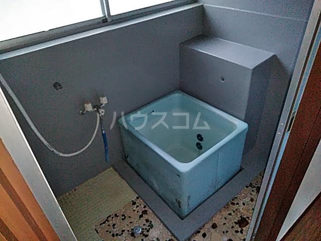 藤生アパートの風呂