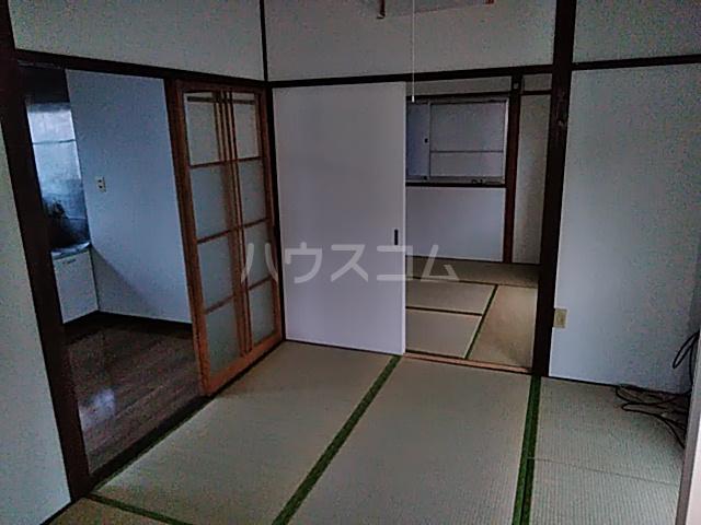 藤生アパートの居室