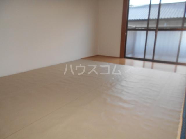 田村ハイツA 203号室の居室