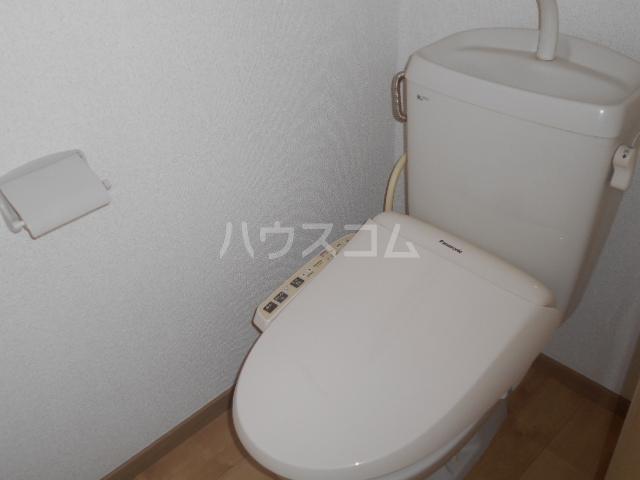 ハイツ・タイラ 102号室のトイレ