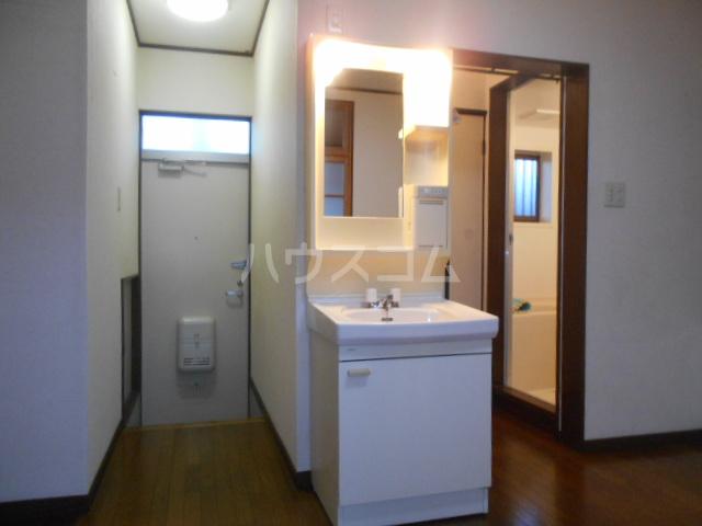 セピアハイツ 202号室の洗面所