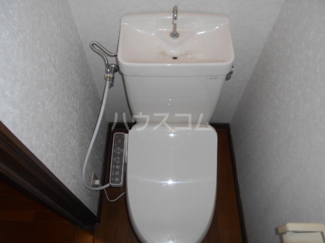 セピアハイツ 202号室のトイレ