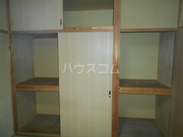 セピアハイツ 202号室の収納